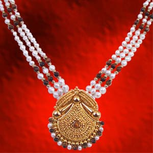 Pearl Necklaces-Pearl Necklace