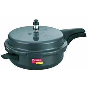Cookers-Prestige Deluxe(H.A) Cookers - Senior Pressure Pan