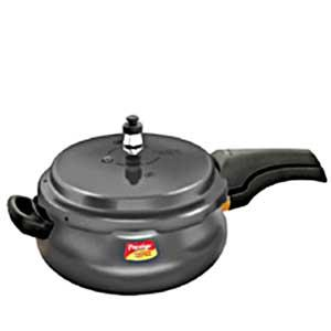 Cookers-Prestige Deluxe(H.A) Cookers - 3.3 ltr Handi