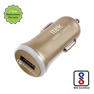 Itek Dual USB Car Charger