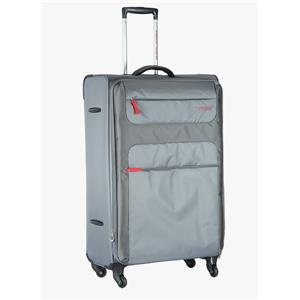American Tourister 68Cm Ski Grey/Red Strolley