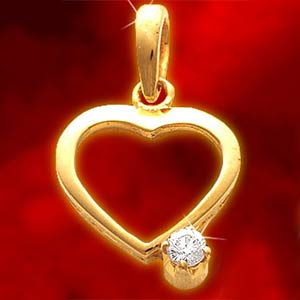 Heart Collection-Young Collection Pendant
