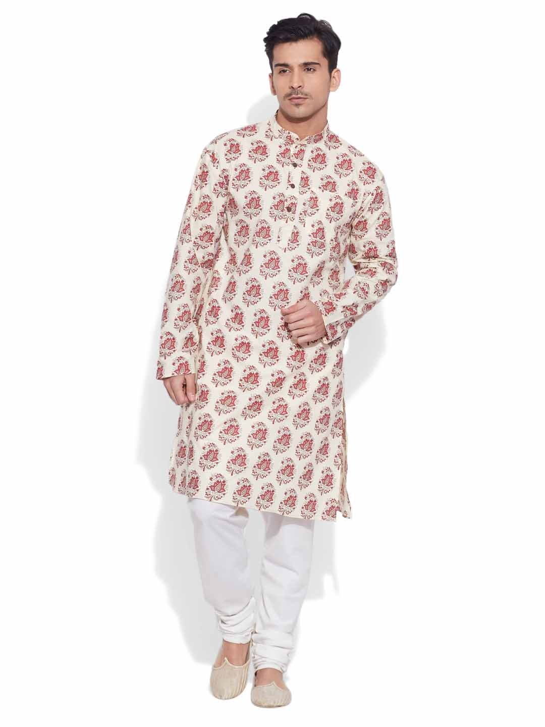 Cotton Long Kurta
