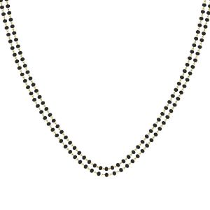 Gold-Avsar 18k (750) Yellow Gold Chain Necklace