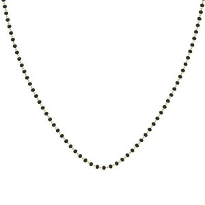 Gold-Avsar 18k (750) Yellow Gold Mangal Chain Necklace