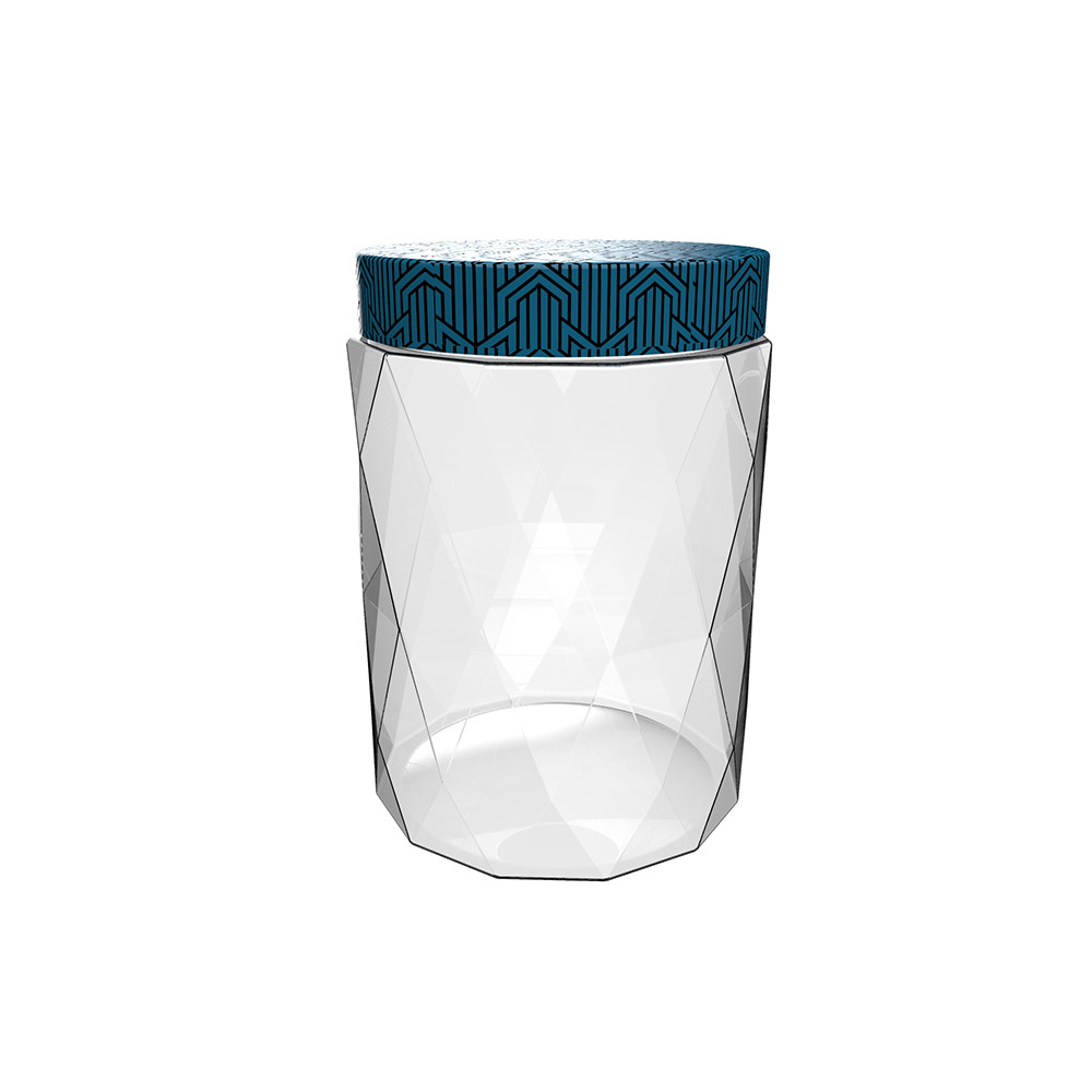 Nani Crystal Gem Jar 2000 ml