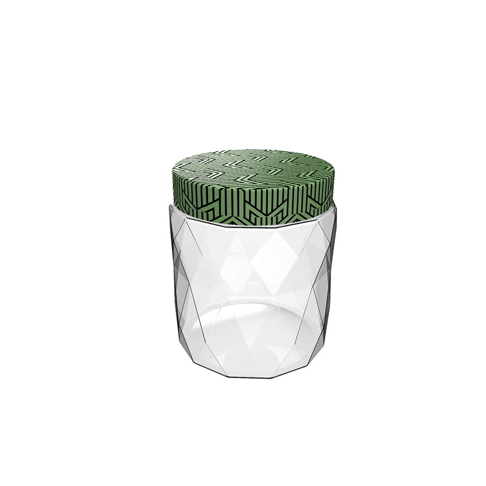Nani Crystal Gem Jar 500 ml