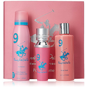 Women's Fragrances-Bhpc Gift Set Women - Deo 150ML + SG + EDP 50ML