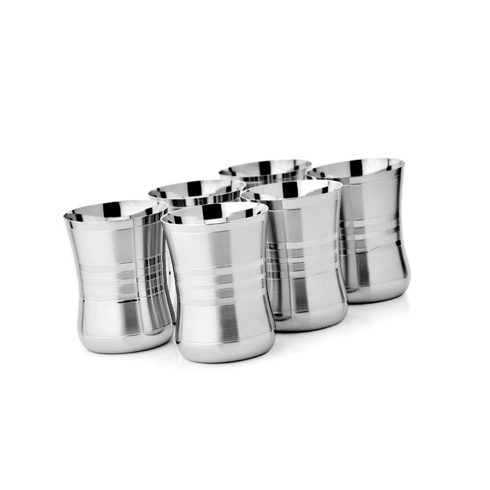 Tumbler Fancy Set Of 6
