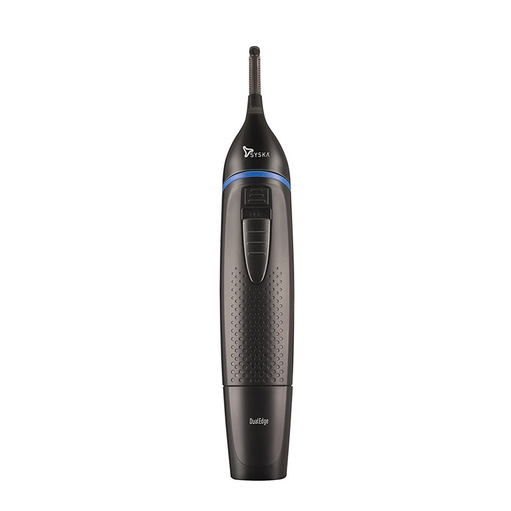 Syska Dual Edge Nose and Ear Hair Trimmer