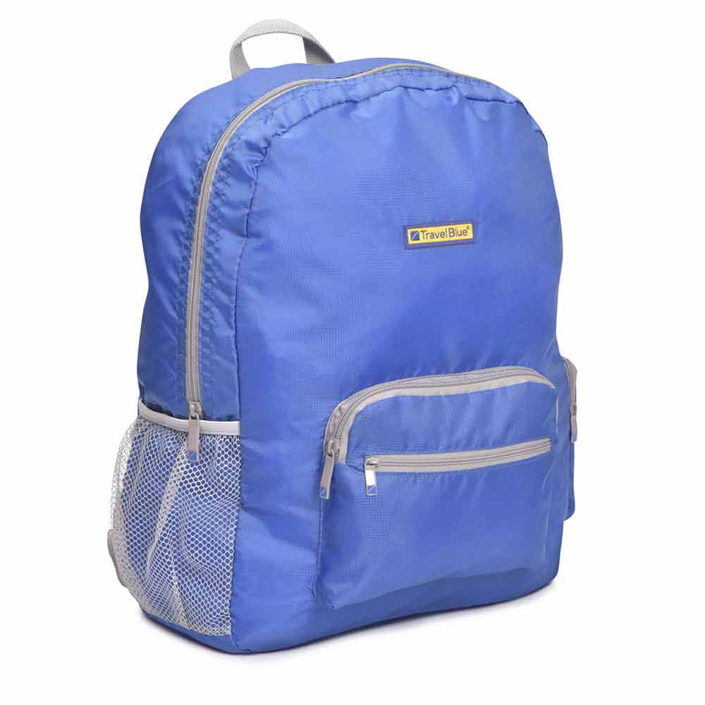 Travel Blue Foldable Backpack