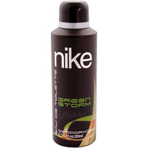 Deodorants & Antiperspirants-Nike Green Storm Deo for Men