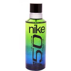 Men's Fragrances-Nike No Limits EDT Spray for Men