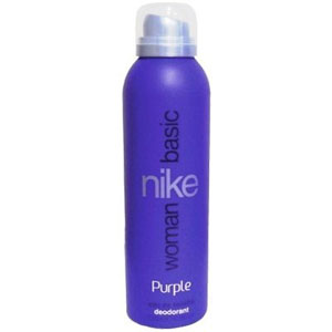 Deodorants & Antiperspirants-Nike Basic Purple Deo for Women