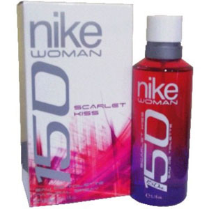 Women's Fragrances-Nike Scarlet Kiss EDT Spray for Women