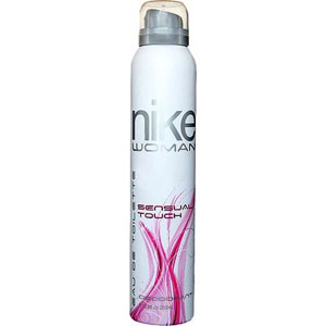 Deodorants & Antiperspirants-Nike Sensual Touch Deo for Women