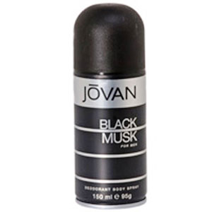 Jovan Black Musk Deo for Men
