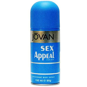 Jovan Sex Appeal Deo for Men