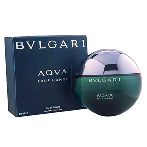 Men's Fragrances-Bvlgari Aqva Pour Homme EDT for Men