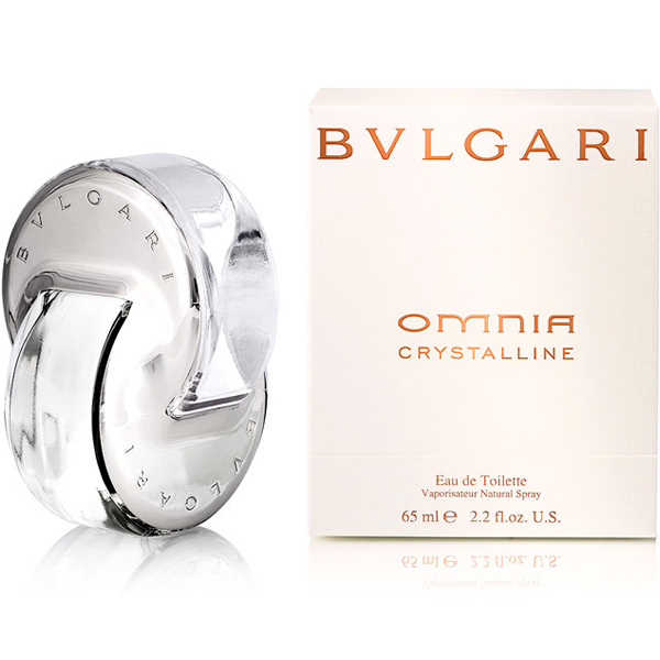 Women's Fragrances-Bvlgari Omnia Crystalline EDT Perfume for Women
