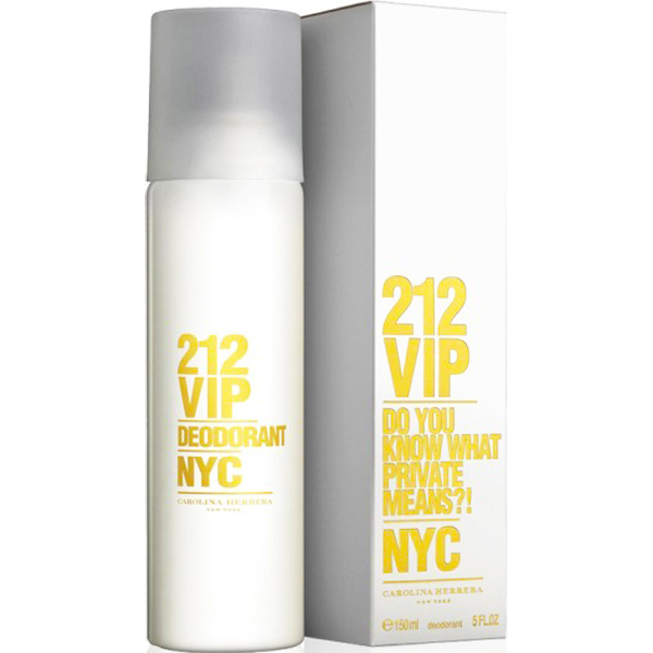 Deodorants & Antiperspirants-Carolina Herrera 212 VIP Deodorant Spray for Women