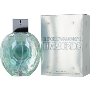 Women's Fragrances-Emporio Armani Diamonds EDP Perfume for Women