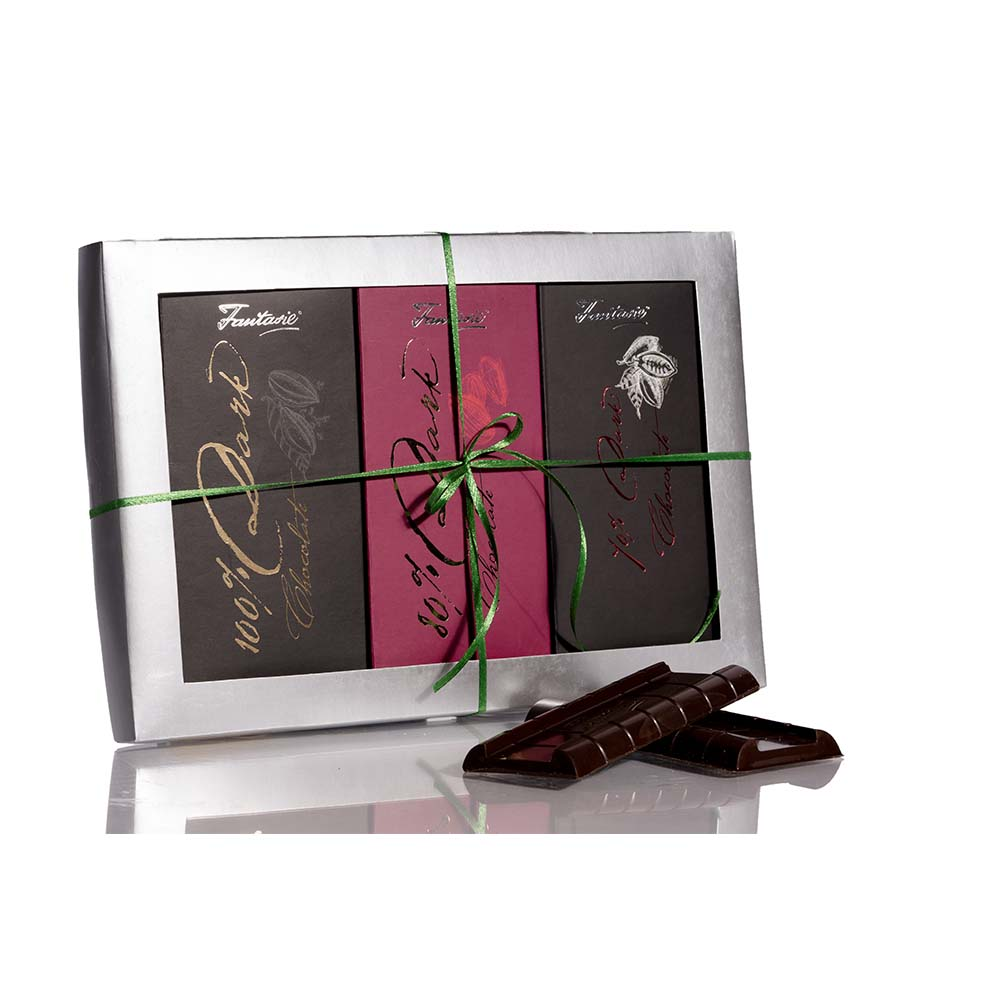 180Gm Dark Chocolate Collection