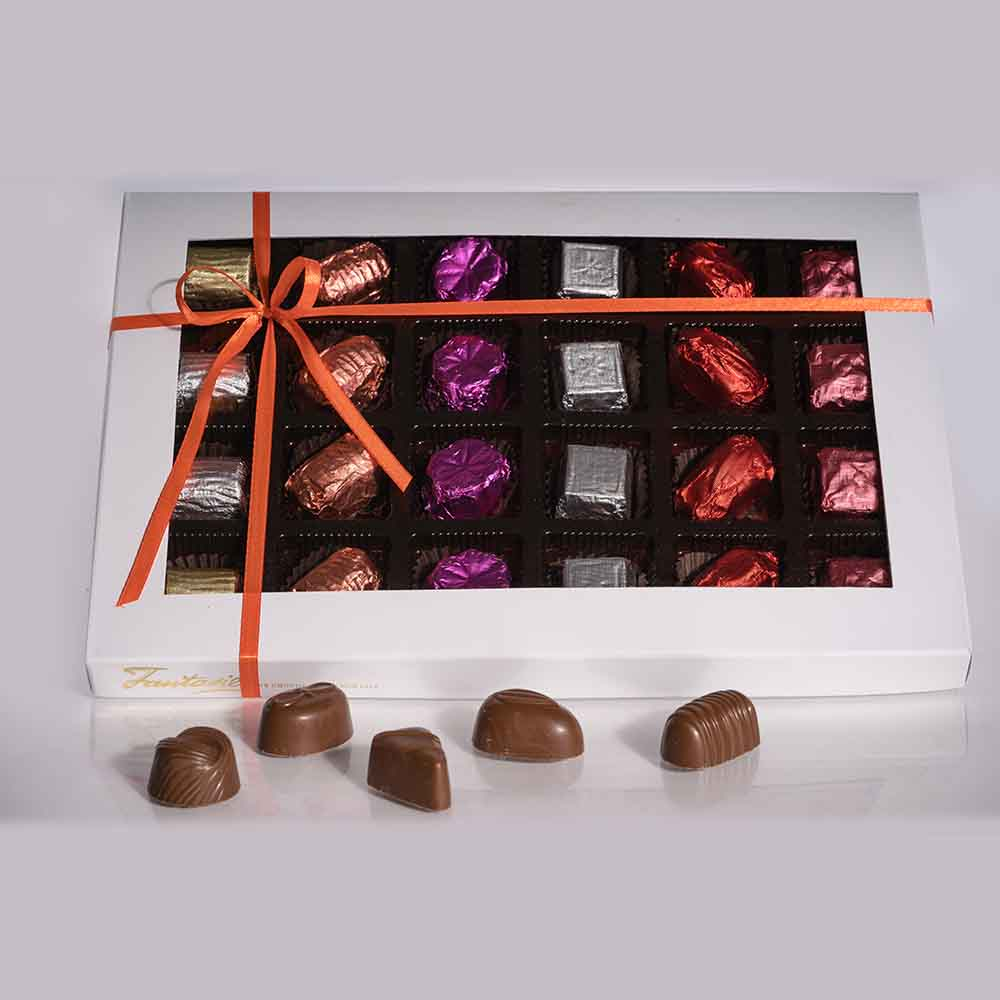 300Gm Shape Chocolate Box