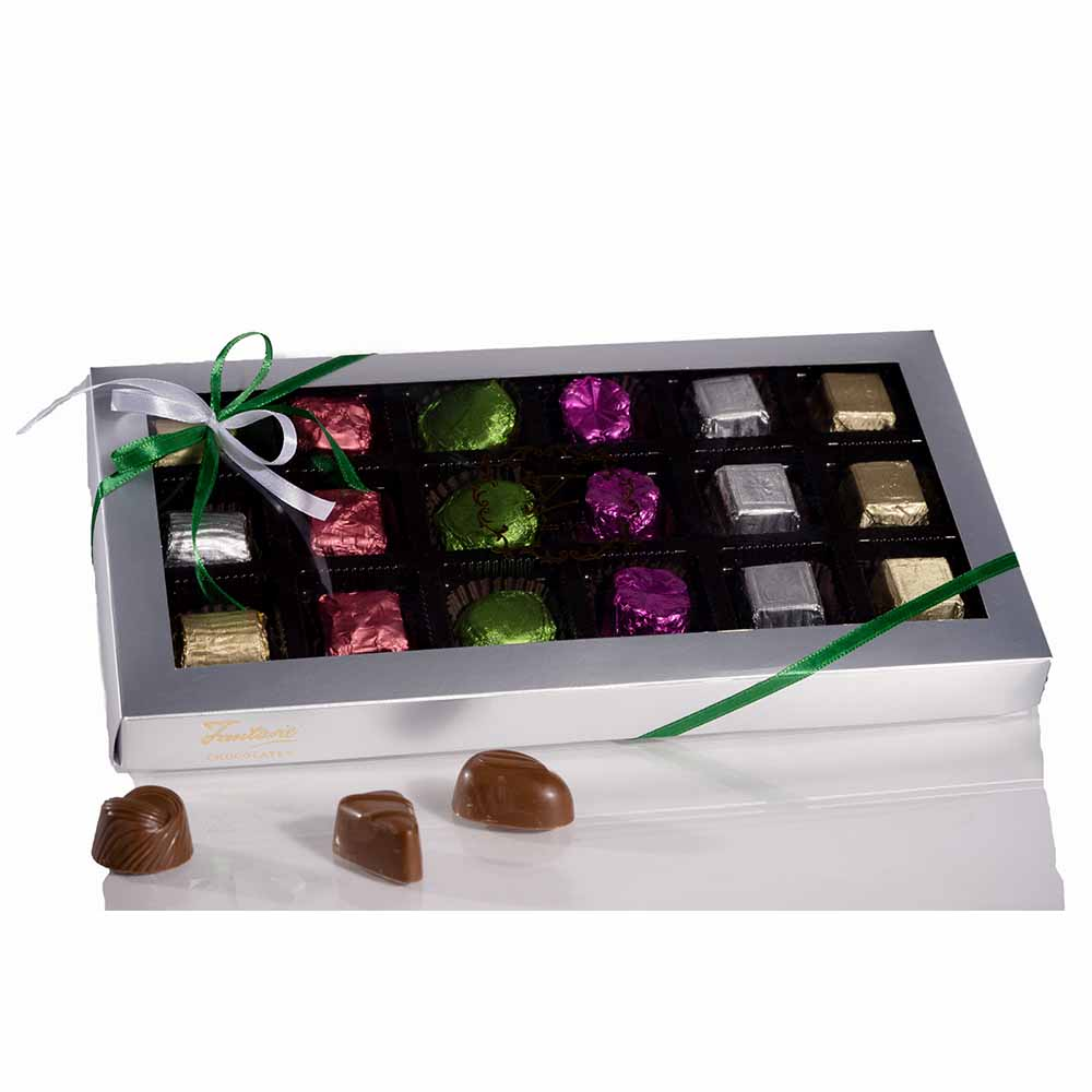 250Gm Shape Chocolate Box