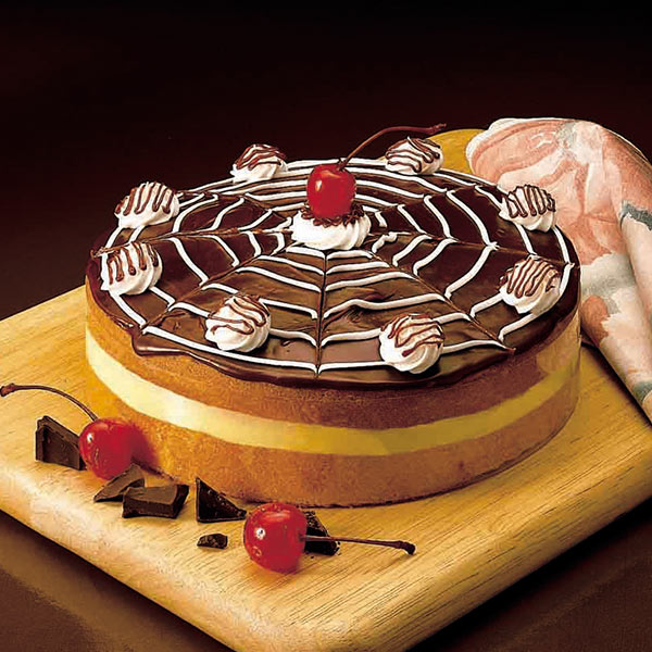 Boston Cream Pie Cake - Bangalore Special