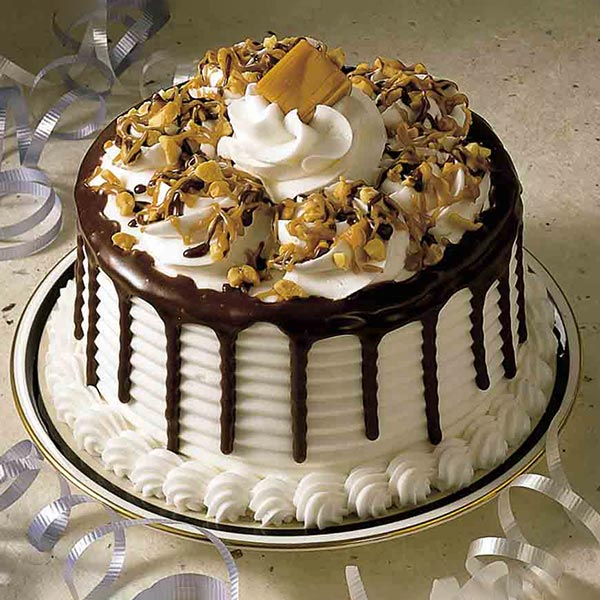 Bangalore Special-Chocolate Drip 1kg Cake