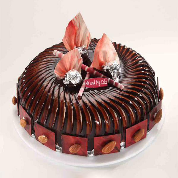 Chocolate Thriller Cake - Bangalore Special