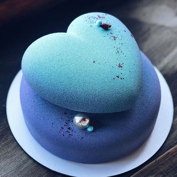 Heart Melting Taste - Cake