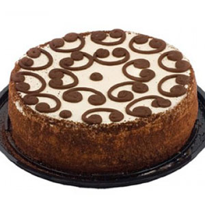 Delhi Special-Beautiful Choco Vanilla Cake