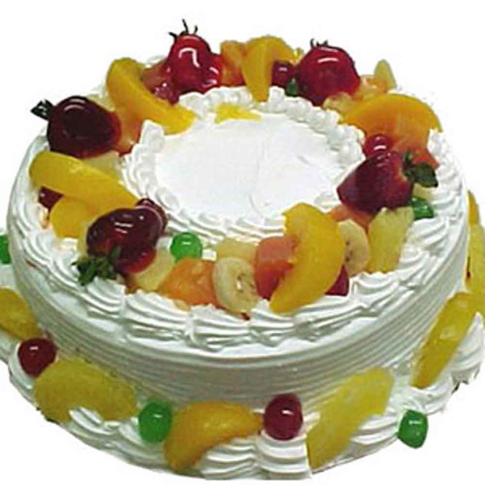 Calcutta-Fresh Fruit Cake