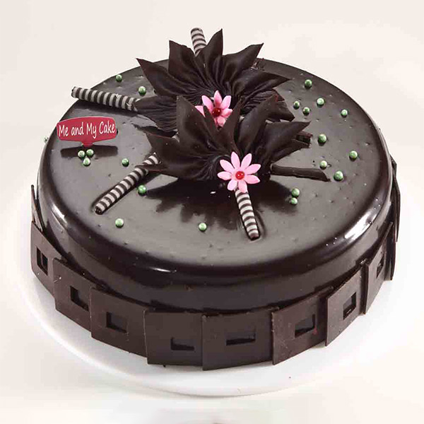 Dark Chocolate Cake - Bangalore Special