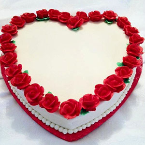 Bangalore Special-Made With Love Cake - Bangalore Special