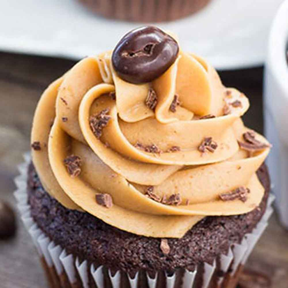 Mocha Cup Cakes