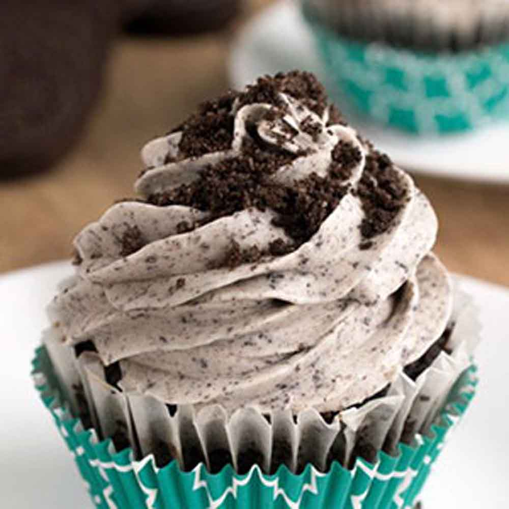 Oreo Cream Cheese Cup Cakes