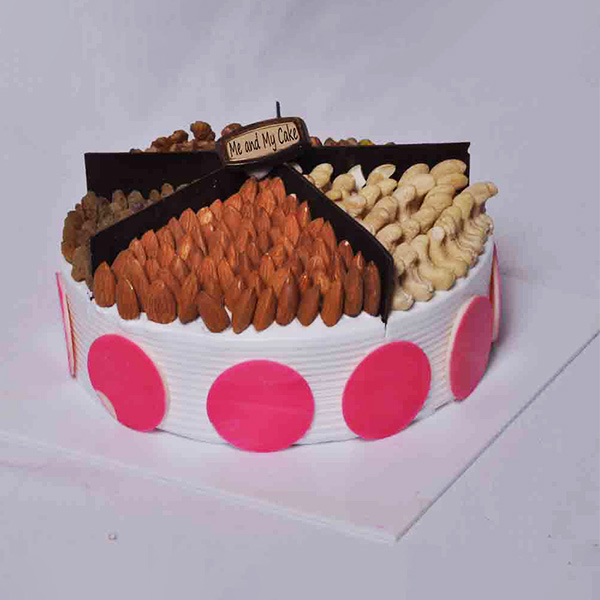 Bangalore Special-Dry Fruit 1kg Cake