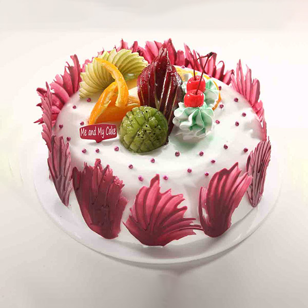 Fruit Forest 1kg Cake