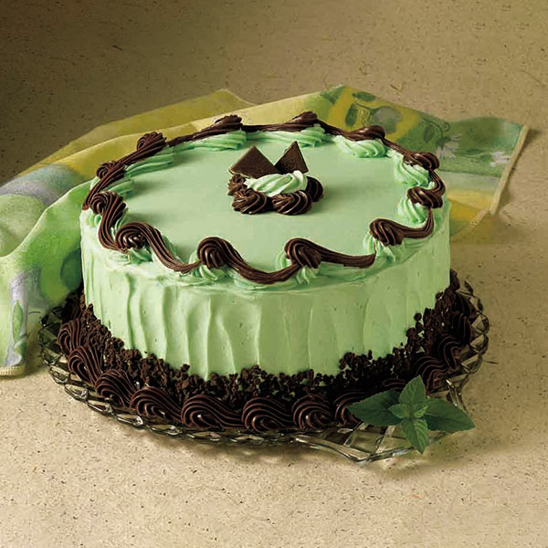Bangalore Special-Mint Chocolate Cake - Bangalore Special