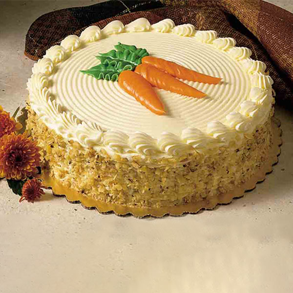 Carrot Crunch Cake - Bangalore Special