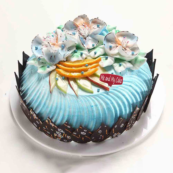Oceanic Beauty Cake - Bangalore Special
