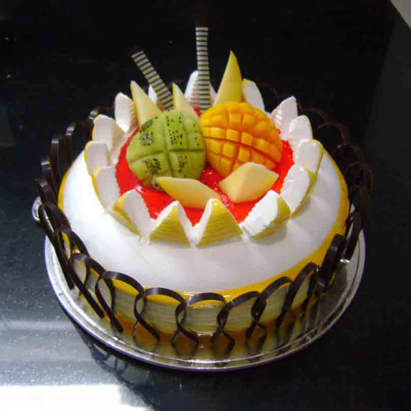 Bangalore Special-Pulpy Fruits Cake
