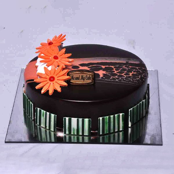 Bangalore Special-Sunset Chocolate Cake