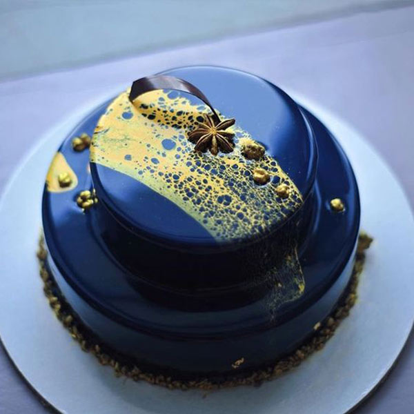 Mumbai Special-Regal Blue 2.5 Kg Cake