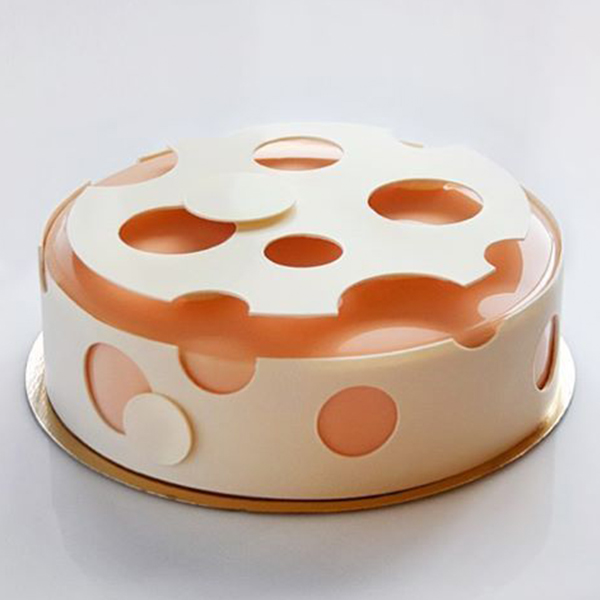 Cake is Elegant n Overwhelming Cake - Delhi Special