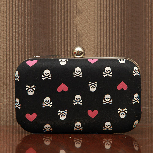 Clutches-Love is Dangerous Printed Clutch
