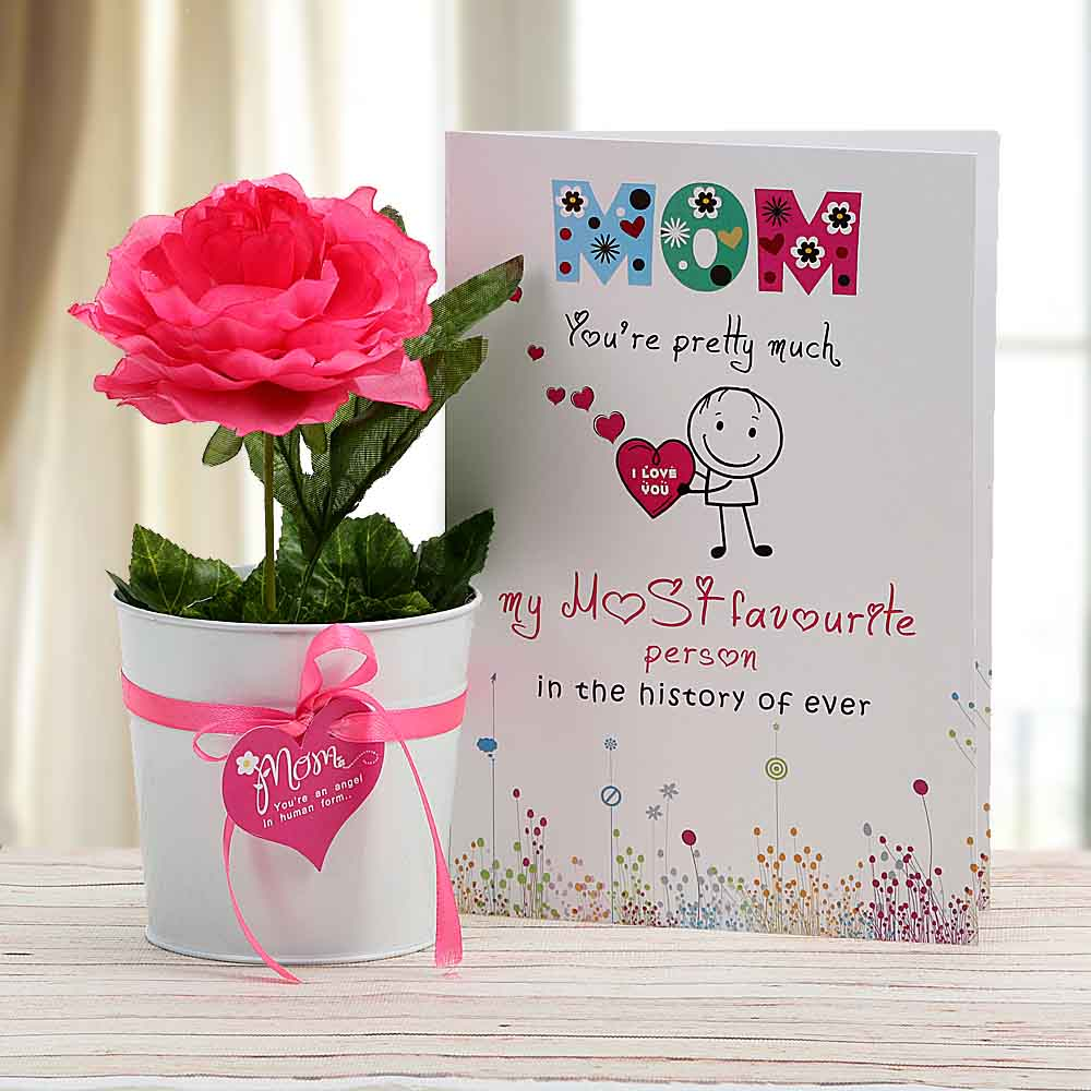 Artificial Flowers-Mothers Day Gifts For Favourite Person